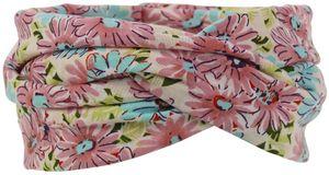 Mädchen Haarband oder Stirnband in 4 Farben mit Blumen – Bild 7