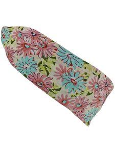 Mädchen Haarband oder Stirnband in 4 Farben mit Blumen – Bild 5