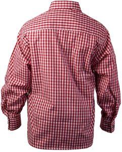 Kariertes Kinder  Trachtenhemd aus 100% Baumwolle – Bild 5
