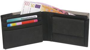 Geldbörse 2 farbig abgesetzt mit RFID Schutz – Bild 5