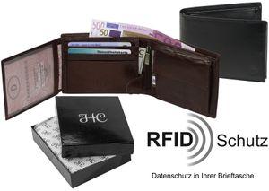 Geldbörse mit Riegel quer  RFID Schutz – Bild 13