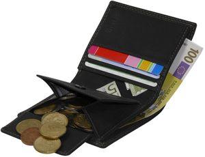 kleine sehr flache Börse mit  RFID Schutz – Bild 4