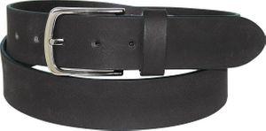 Ledergürtel aus Büffelleder mit eleganter Schließe – Bild 10
