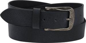 Jeans Gürtel mit starker Altsilberschließe in 3 Farben – Bild 8