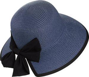 Exclusiver Damenhut mit Stoffband Nackenfrei – Bild 5
