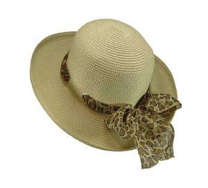Damenhut mit feinem Tuch in 2 Farben