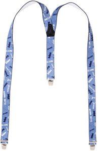 Hosenträger Blue Jeans 3 extra starke Clipse – Bild 1