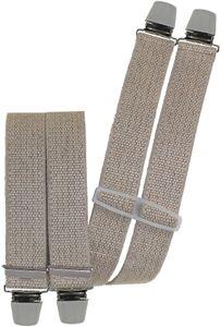 Hosenträger aus extra starkem Band 4 clips