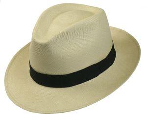Panamahut in klassischer Form Hut Hüte  – Bild 4