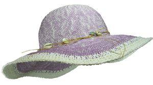 Eleganter Damenhut in 3 Farben mit breiter Krempe!
