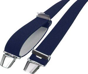 Hosenträger mit 3 extra starken Clips 140 cm Überlänge – Bild 21