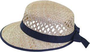 Einfacher ovaler Damenhut aus Stroh – Bild 7
