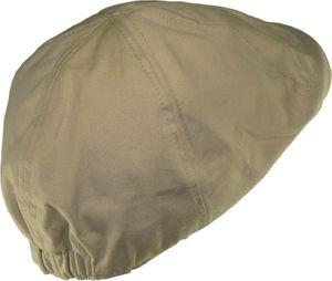 Einfarbige Flatcap in 2 Größen aus Baumwolle! – Bild 2