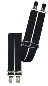 Hosenträger mit 4 Clips 9 Farben lieferbar 25 mm breit – Bild 1
