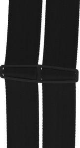 Hosenträger mit 4 Clips  uni extra lang 130 cm – Bild 4