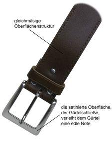 Tresorgürtel mit Reißverschluß – Bild 10