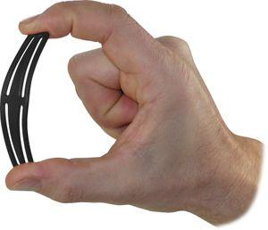 Hosenträger mit 4 Clips  6 uni Farben extra lang 130 cm – Bild 6