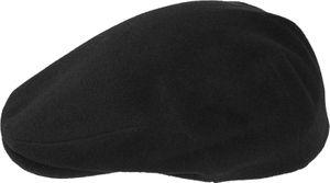 Flatcap in schwarz – Bild 3