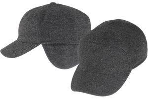 Basballcap Kappe Schildmütze m. Ohrenklappen  – Bild 1