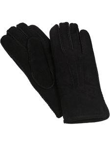 Handschuh aus echtem Lammfell handgenäht – Bild 2