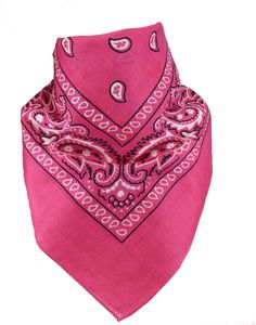 Harrys-Collection Bandana 100% Baumwolle! – Bild 3
