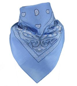 Harrys-Collection Bandana 100% Baumwolle! – Bild 6