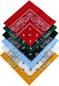 Harrys-Collection Bandana 100% Baumwolle! – Bild 22