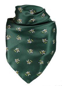 Feines Tuch mit Edelweiss in vielen Farben 60 X 60 cm – Bild 4