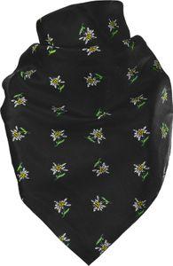 Feines Tuch mit Edelweiss in vielen Farben 60 X 60 cm – Bild 2