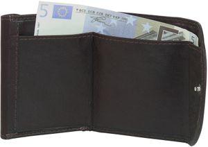 Kleine Geldbörse aus feinstem Rindsleder! Zwilling – Bild 8