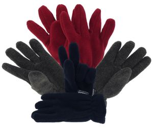 Kinderfinger Handschuhe aus Fleece  Thinsulate Futter®