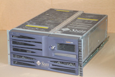 Sun microsystems Server V480 UltraSparkIII 600+ 16GB AV950-01407 DVD ohne HDD
