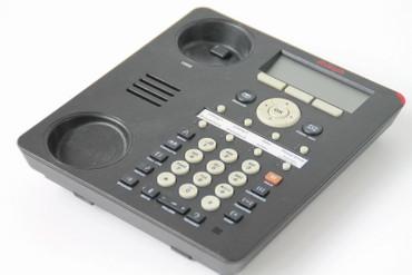 Avaya 1608 IP Deskphone Tischtelefon ohne Hörer D01A-003 700415557 – Bild 1
