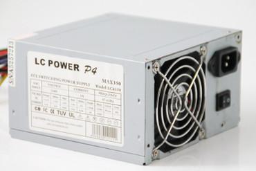 LC Power P4 350Watt Netzteil ATX LC6350 – Bild 1