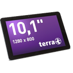 Terra Pad 1004 MTK 8735 (1.3GHz) Android 5.1 10.1 Zoll IPS Display 1280x800 1GB RAM 16GB Flash