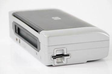 HP DESKJET 460CB C8151A kompakter mobiler USB Farbtintenstrahl- und Fotodrucker SNPRC-0502 OHNE AKKU / MIT NETZTEIL  – Bild 6