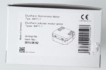 RADEMACHER DuoFern Aktor Schalter Smart Home Funk System Schaltaktor Dimmaktor – Bild 1