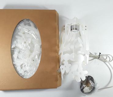 Extravagante FIORELLA MINI Wandleuchte - WHITE – Bild 1