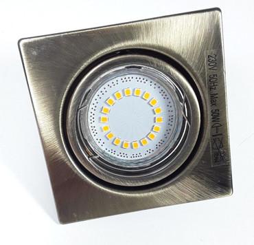 HV - Einbauleuchte, 1 LED/GU10/230V/4,5W (9019527208) – Bild 2