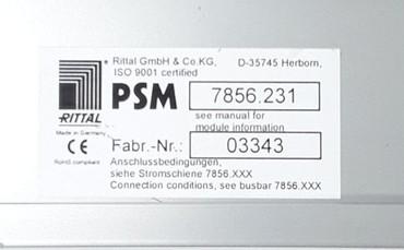 Rittal Einsteckmodul 4xIEC320, C19 7856.231 – Bild 3