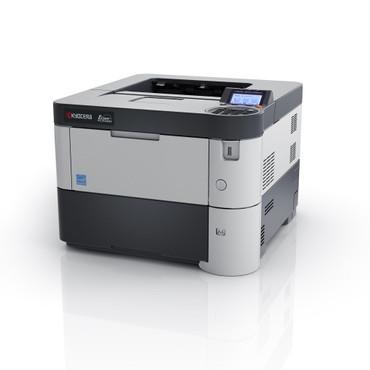 Kyocera FS-2100DN 40 ppm 256MB 126208 S. LAN Duplex Laserdrucker 20% Resttoner – Bild 3