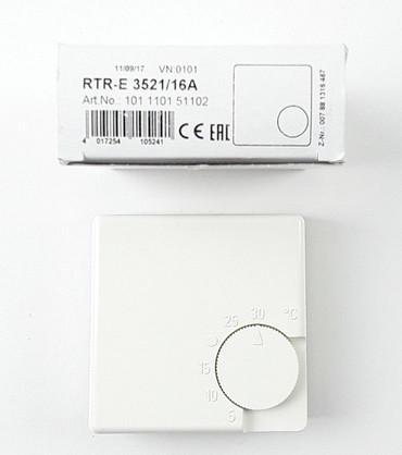 Eberle RTR-E 3521 Raumtemperaturregler  Raumregler  5-30°C  weiß 101110151102