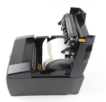 STAR TSP650 654D Serial Black POS Thermal Bon Drucker Printer Schwarz inkl. PSU – Bild 3