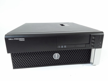Dell Precision T5600 Workstation Intel Xeon E5-2643 4x3,3 GHz 24GB RAM 120Gb SSD – Bild 1