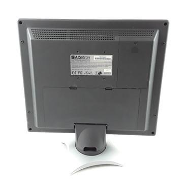 Albatron TFT Monitor L17AX LCD Display 17 Zoll 360 grad drehbar – Bild 2