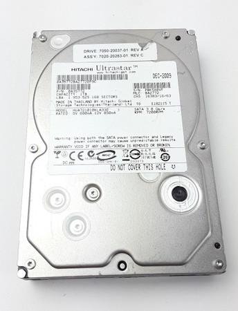 "Hitachi HUA721010KLA330 SATA 3,5"" HDD Ultrastar 1TB Festplatte – Bild 1"