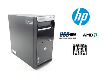 HP Pro 3405 Series Desktop PC AMD E2-3200 2GB DDR3 Festplatte 500GB DVD-RW – Bild 1