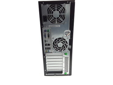 HP Compaq 8200 Elite CMT  i5-2400 3,1GHz 8GB RAM 250GB SATA DVD Multiplayer – Bild 3