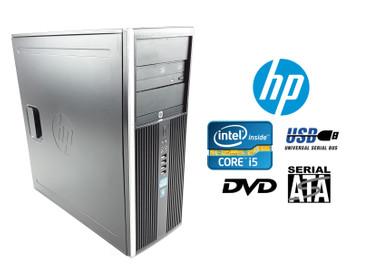 HP Compaq 8200 Elite CMT  i5-2400 3,1GHz 8GB RAM 250GB SATA DVD Multiplayer – Bild 1