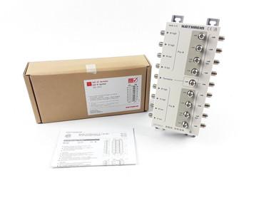Kathrein Sat ZF 2fach Verteiler EBX2920 für 9x 2 Durchgänge Abzweigverteiler – Bild 1